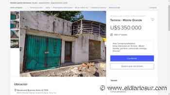Pusieron en venta la casa donde ocurrió la Masacre de Monte Grande - El Diario Sur