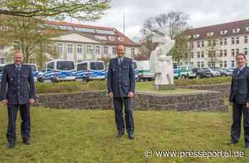 BPOLD-BBS: Vize-Chef der Bundesbereitschaftspolizei besucht Ratzeburg - Presseportal.de