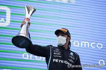 Lewis Hamilton ganó el Gran Premio de España de Formula 1 - EL HERALDO