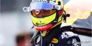"""Sergio """"Checo"""" Pérez: Piloto del Día en el GP de Portugal de la Formula 1 - Bolavip"""