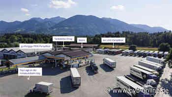 Die Dettendorfer-Gruppe hat den Inntaler Autohof Raubling übernommen und modernisiert das gesamte Areal. - ovb-online.de