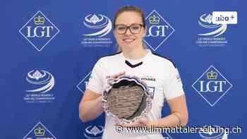 Curling - Auch die Gegnerinnen zollten der Urdorfer Weltmeisterin ihren Respekt - Limmattaler Zeitung