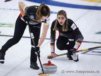 Curling-Frauen verpassen bei WM direktes Olympia-Ticket - Freie Presse