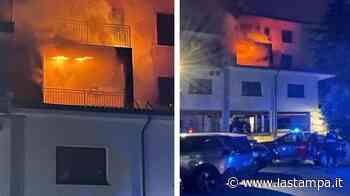 Incendio in un alloggio a Tortona: evacuato il condominio - La Stampa