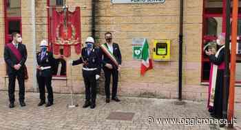 A Tortona installato il secondo defibrillatore. In memoria del Vigile Andrea Gastaldo - Oggi Cronaca