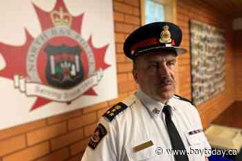 Gun crimes a concern for North Bay Police Chief