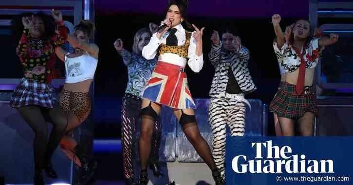 Women dominate 2021 Brit awards as Dua Lipa tops winners