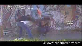 Troncos del Talar: el COT detuvo a un hombre que agredió a su pareja lanzándole objetos a la cara - zonanortehoy.com