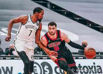 Zach LaVine explodes for 41 points, Bulls fall to Nets