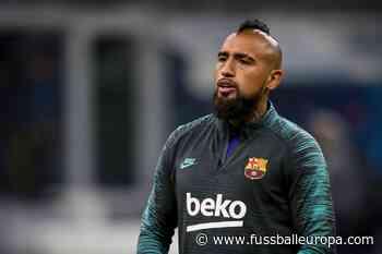 Arturo Vidal spült Geld in Barça-Kasse - Abschied von Inter Mailand? - Fussball Europa