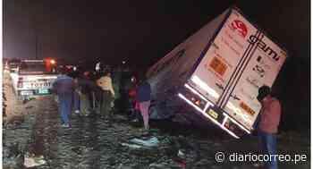La Libertad: Choque entre automóvil y camión deja dos muertos en Virú - Diario Correo