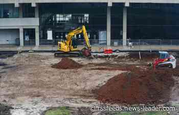 Tent Theatre announces three-show lineup, tours of amphitheater construction
