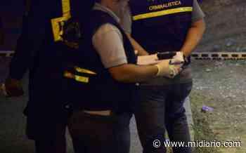 Frente a su mirada matan a su esposo en Chitré - Mi Diario Panamá
