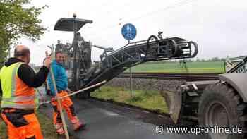 Ersehnte Erleichterung für den Radverkehr - op-online.de