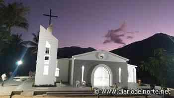 En su fiesta patronal, Caracolí estrena iglesia construida con aportes de la comunidad - Diario del Norte.net