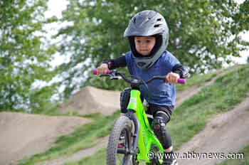 2-year-old B.C. bike rider already attracting cycle sponsors