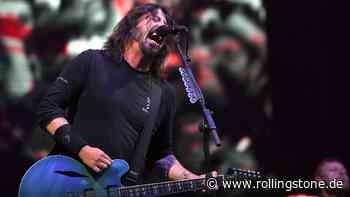 Foo Fighters: Deutschlandkonzert jetzt im Flughafen Tempelhof – Tickets wieder verfügbar - Rolling Stone