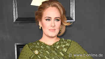 Sängerin Adele trauert um ihren Vater - t-online.de