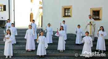 Nächste Erstkommunion in Nabburg: Zwölf Kinder erstmals am Tisch des Herrn - Onetz.de