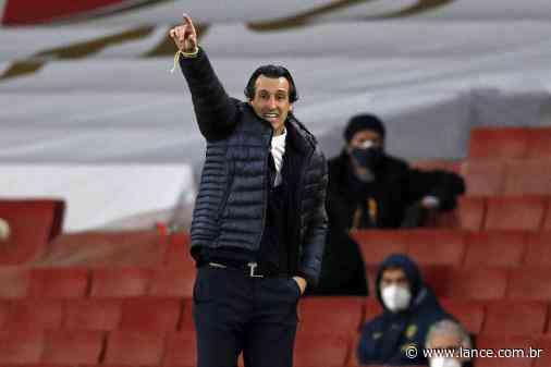 Após chegar à quinta final de Liga Europa, Unai Emery comemora vaga: 'Eliminamos um dos favoritos' - LANCE!