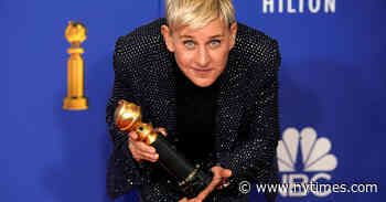 Ellen DeGeneres to End Her Talk Show in 2022