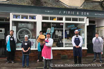World Scotch Pie Champion of Champions: Angus butcher James Pirie and Son crown ultimate winner... - The Scottish Sun