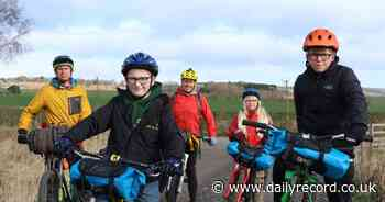 New film highlights seven cycle routes through Perthshire and Angus - Daily Record