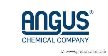 ANGUS Chemical Company Receives 2021 EcoVadis Gold Rating For Sustainability Performance - PRNewswire