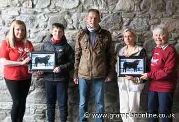 Aberdeen Angus brings boost to charities in wife's memory - Grampian Online