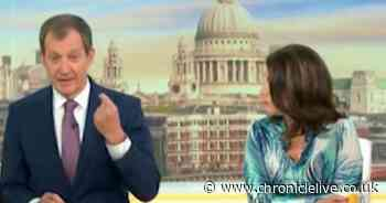 Alastair Campbell accidentally announces 'Queen's death' on GMB