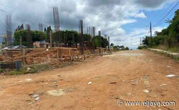 Junta de Las Colinas pide ayuntamiento detenga edificio se construye en calle - El Jaya