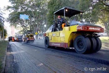 Ex-prefeito e servidor de Loanda são multados por falhas em obras de pavimentação - CGN