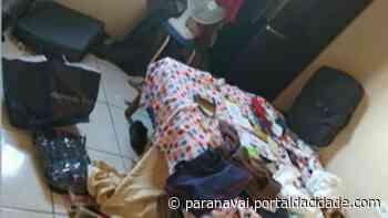 Loanda Idoso é encontrado morto dentro de casa em Loanda;polícia suspeita de latrocínio 05/04 - ® Portal da Cidade   Paranavaí