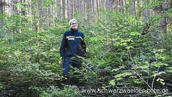 Neuzugang in Rosenfeld - Försterin stellt sich im Rat vor - Schwarzwälder Bote