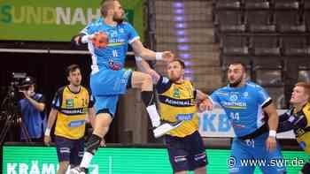 Löwen-Rückschlag gegen TVB Stuttgart - Balingen spielt Remis - SWR