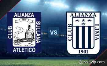Ver EN VIVO Alianza Atlético vs Alianza Lima por el Campeonato Descentralizado: Hora y canal de TV - Bolavip