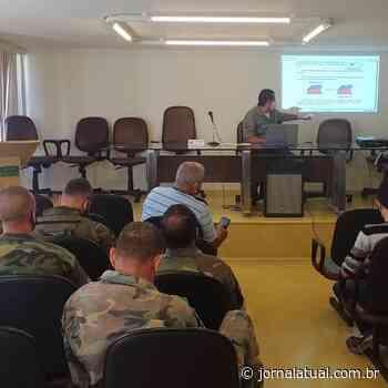 Agentes de Mangaratiba recebem nova capacitação - Jornal Atual
