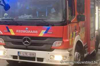 Kortsluiting zekeringkast zet kelder vol rook (Leuven) - Het Nieuwsblad