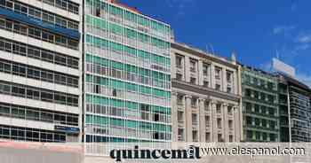 El Banco de Granada de A Coruña, el edificio de los Cantones sobre el recuerdo de John Moore - El Español