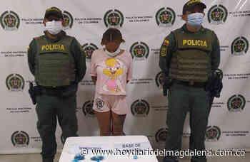 Cayó mujer con droga en El Banco – HOY DIARIO DEL MAGDALENA - HOY DIARIO DEL MAGDALENA