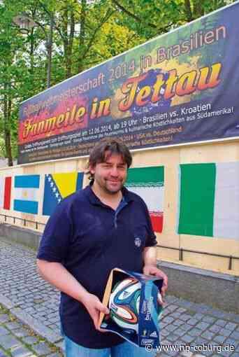 Kronach: Tettau feiert eigene WM-Party - Kronach - Neue Presse Coburg