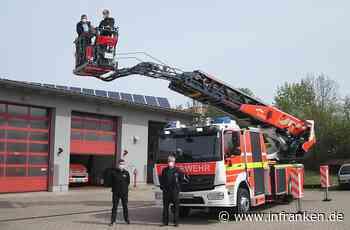 Feuerwehr Hammelburg: Neue Drehleiter mit vielen Besonderheiten - inFranken.de