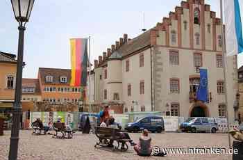 Marktplatz Hammelburg: Neue Blickachse durch den Abriss des Kaufhauses - inFranken.de
