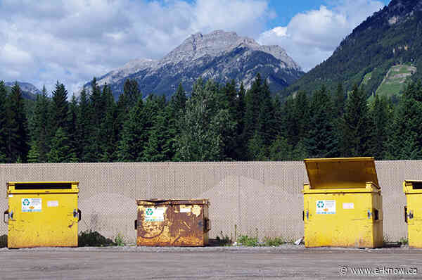 Three yellow bin depots moving June 1