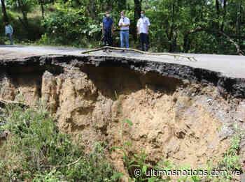 Por 48 horas estará cerrada la vía Guanare-Biscucuy en Portuguesa - Últimas Noticias