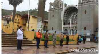 Municipalidad de Otuzco es reconocida al cumplir metas establecidas por el MEF - Diario Correo
