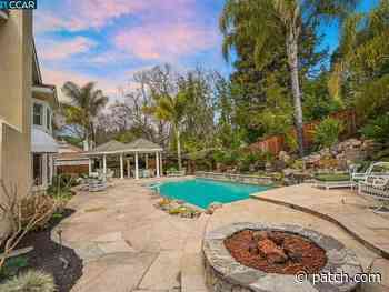 Danville Cul-De-Sac Home Has Backyard Oasis With Waterfall - Patch.com
