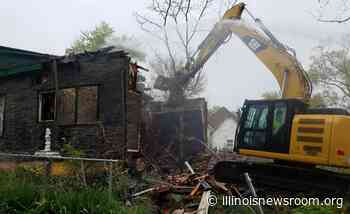 Danville Tears Down Buildings In Hopes Of One Day Building Anew - Illinois Newsroom