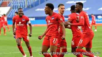 Nachholspiel: Wichtige Punkte im Abstiegskampf: Hertha siegt auf Schalke