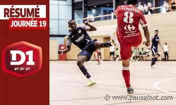 J19 : Bethune Futsal – Paris ACASA (3-3) - Pause Foot